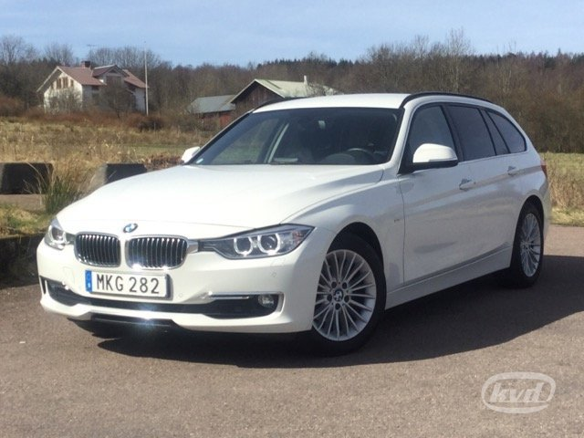 bmw 318d xdrive touring luxury line 4wd 143hk autorik 20. Black Bedroom Furniture Sets. Home Design Ideas