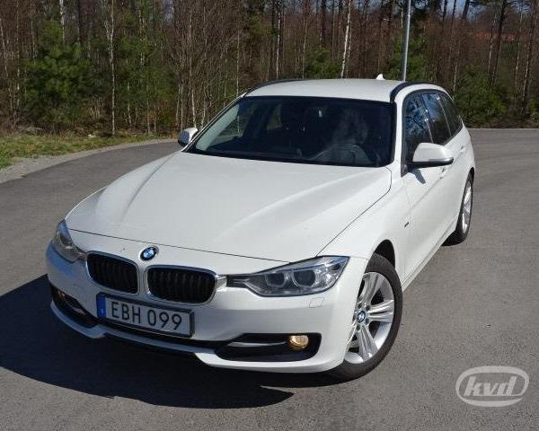 bmw 318d xdrive touring sport line 4wd 143hk autorik 20. Black Bedroom Furniture Sets. Home Design Ideas